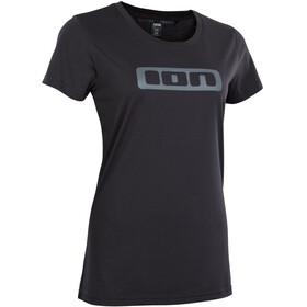 ION Seek DriRelease Koszulka z krótkim rękawem Kobiety, czarny